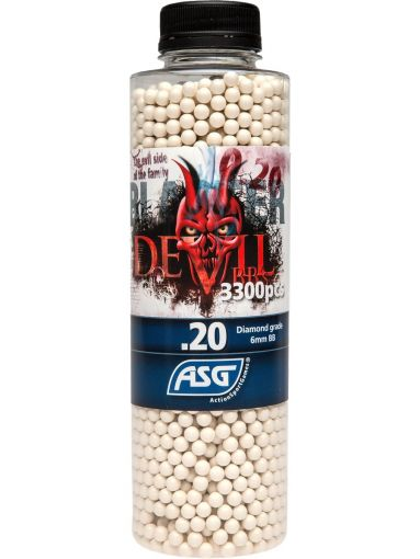 ASG Blaster Devil 0,20g Airsoft BB -3300 pcs. in bottle