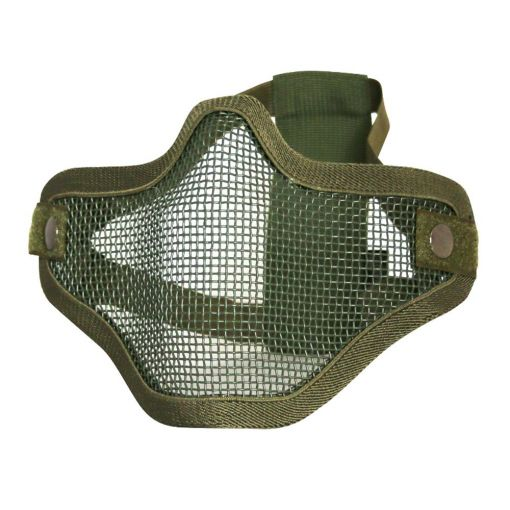 Viper Crosssteel Face Mask - Green