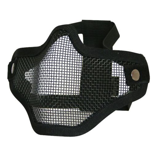 Viper Crosssteel Face Mask - Black