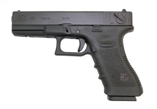 WE EU18 Gen 4 Black Pistol