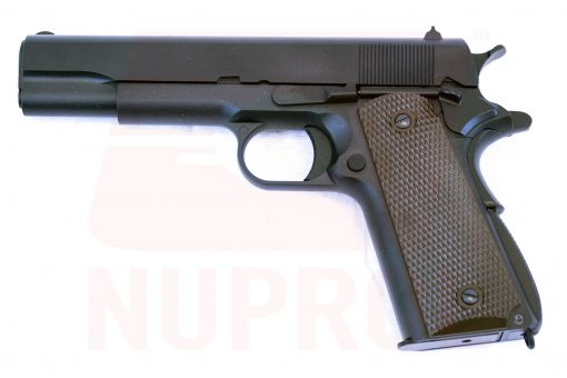 WE 1911 A Black Pistol