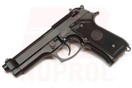 WE M92 Gen 2 Black Pistol
