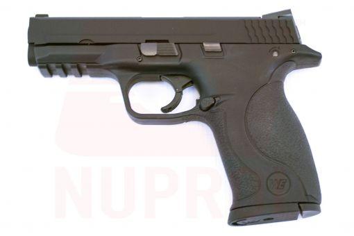 WE Big Bird Gas Blowback Pistol Black