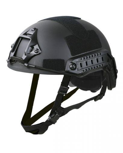 Kombat UK Fast Helmet - Black