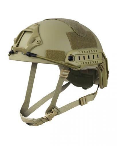 Kombat UK Fast Helmet - Coyote