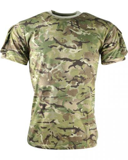 Kombat UK Tactical T-shirt - BTP
