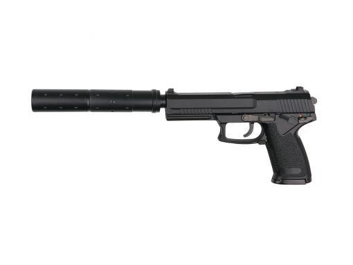 ASG MK23 SOCOM Pistol With Supressor