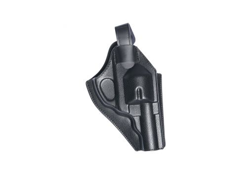 "ASG Belt holster for 2.5""- 4"" Revolver, black"