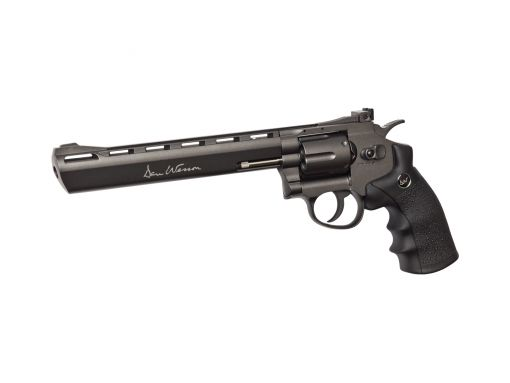 """ASG Dan Wesson 8""""revolver (Special version with reduced muzzle velocity)"""