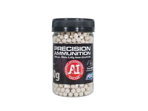 ASG Precision Ammunition Heavy 0,40 gram BBs 1000pcs