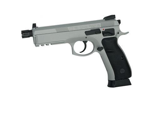 ASG CZ SP-01 Shadow CO2 Blowback Pistol Urban Grey