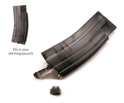 KWA M16 Mag Shaped BB Speedloader