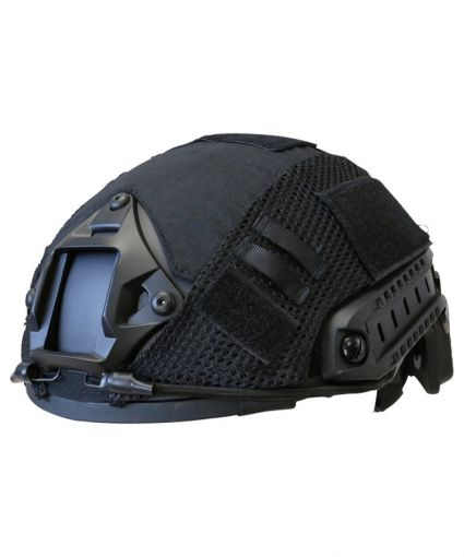 Kombat UK Fast Helmet Cover - Black