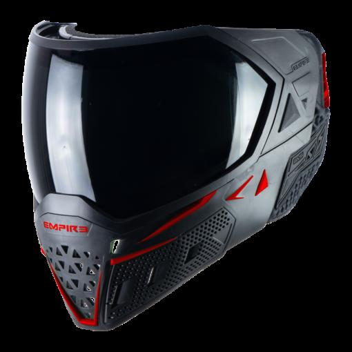 Empire EVS Goggle - Black/Red
