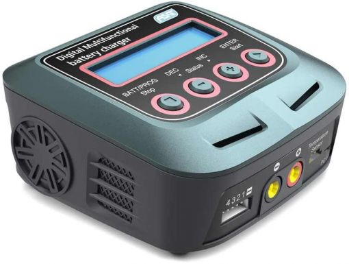 ASG Auto-stop charger, Digital Multifunctional