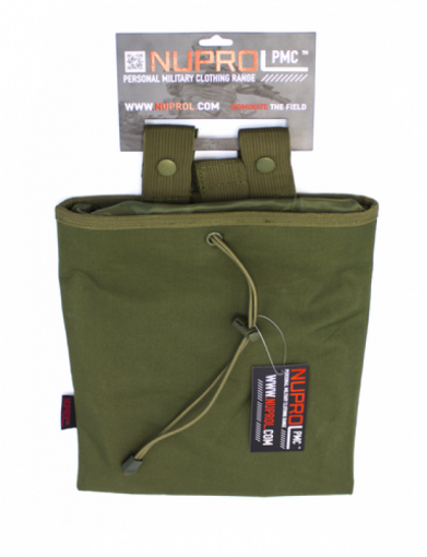 NP PMC Dump Pouch - Olive