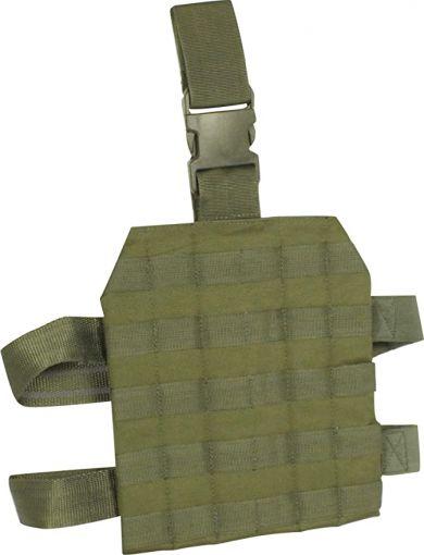 Viper Elite Dropleg Platform - Green