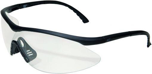 Edge Eyewear Fastlink - Matte Black Frame / Clear Vapor Shield Lens