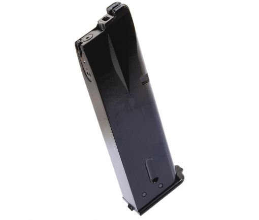 WE Hi-Power Browning Gas Mag