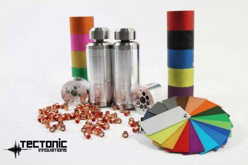 Tectonic Innovations Quake 8-way Impact Grenade Qu8ke Pink