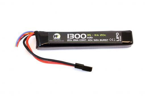 Nuprol 11.1v 1300Mah 20C Lipo Stick