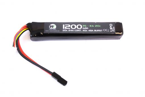 Nuprol 11.1v 1200Mah 20C Lipo Stick