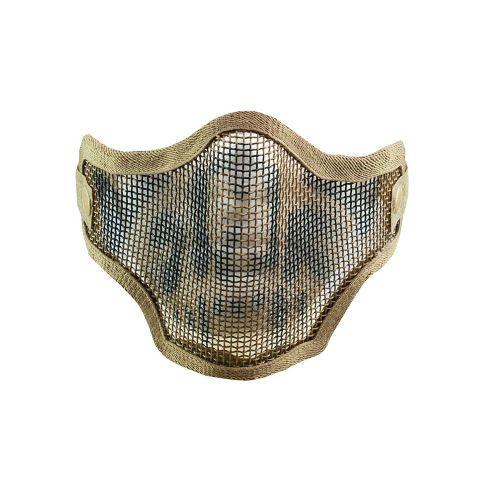 Valken Kilo 2G Mesh Mask - Tan Skull