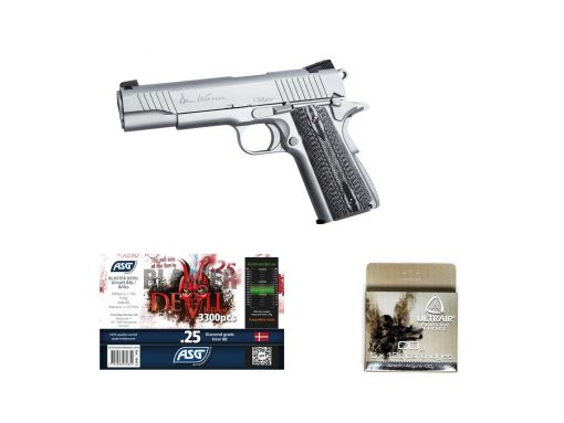 ASG Dan Wesson Valor 1911 Value Pack