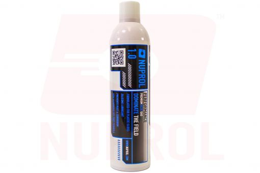 Nuprol 1.0 Performance Blue Gas