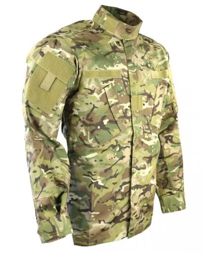 Kombat UK Assault Shirt - ACU STyle - BTP