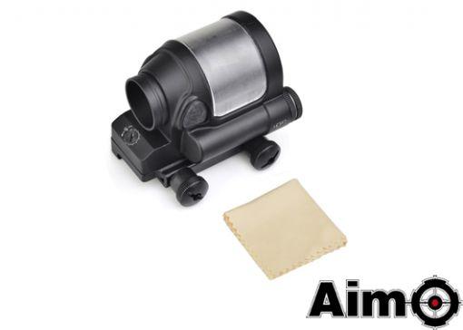 Aim-O SRS 1x38 Red Dot Black