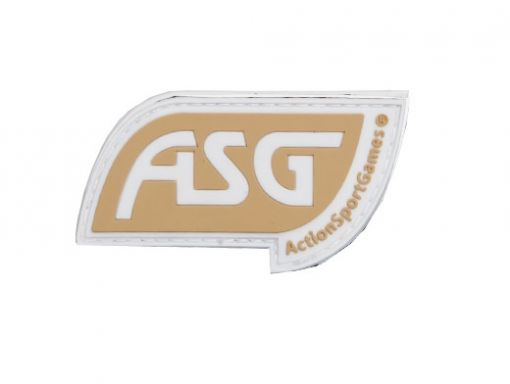 ASG Patch - Tan