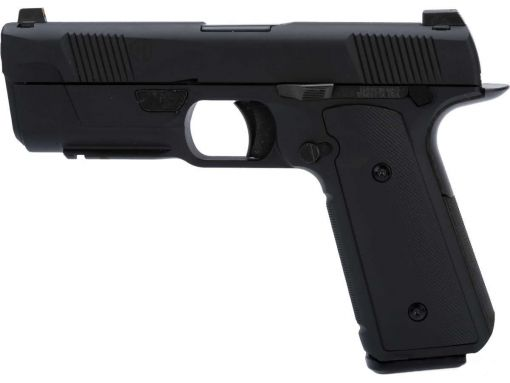 Hudson H9 Gas Blowback Pistol - Black