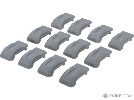 AW Custom Shockproof Pads for Drum Mags-Grey