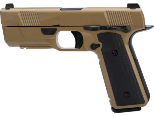 Hudson H9 Gas Blowback Pistol - Tan
