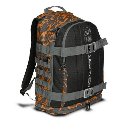 Eclipse GX2 Gravel Bag - Fighter Orange