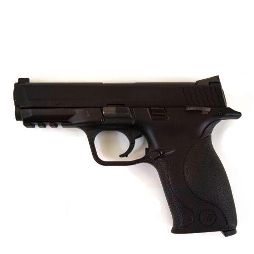 WE Big Bird Full Auto Pistol Black