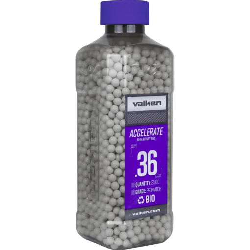Valken ACCELERATE BIO-2500ct-White 0.36g