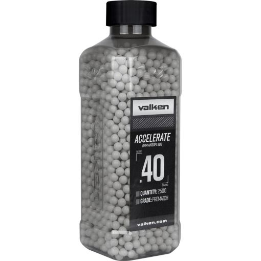 Valken ACCELERATE BB 2500ct White 0.40g