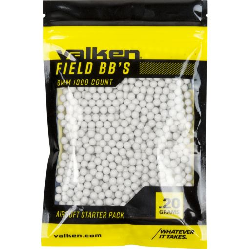 Valken Field 0.20g 1000ct White