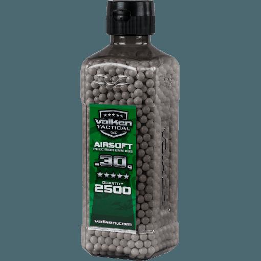 Valken  BBs - V Tactical 0.30g-2500ct Bottle
