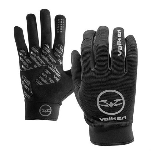 Valken Bravo Gloves - Black - Extra Large