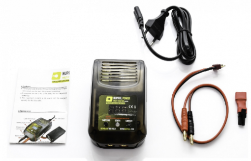 Nupol Multi Function Charger