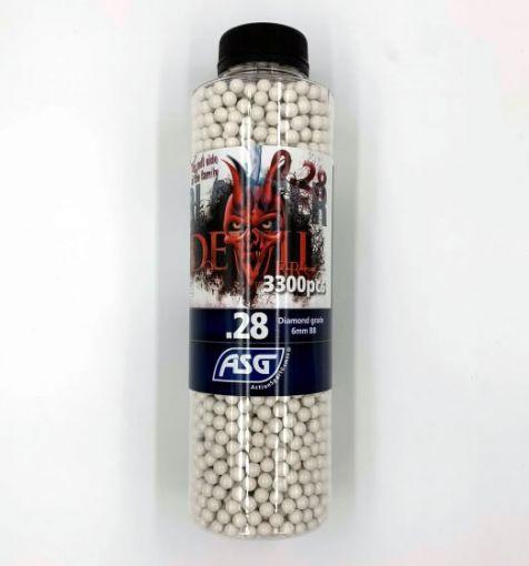 ASG Devil Blasters 3300 Bottle .28g