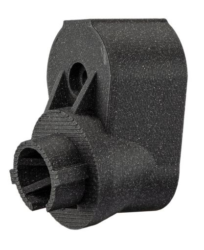 Drop Stock Adapter for M4 AEG - 10°