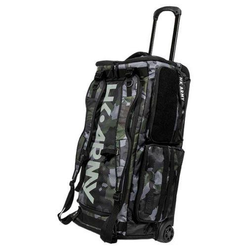 Hk Army Expand Roller Gear Bag - Shroud Forest