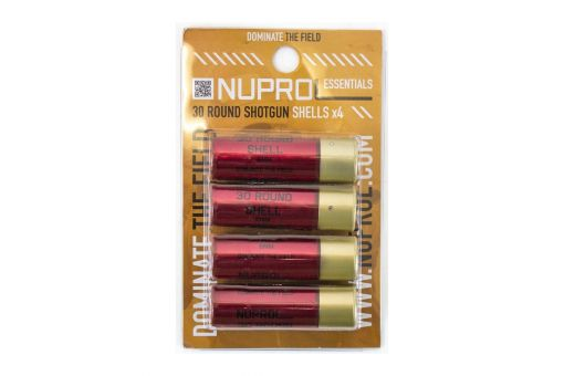 Nuprol Shotgun Shell Pack (4pc)
