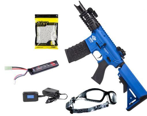 G&G Firehawk Starter Bundle (Two Tone Blue)