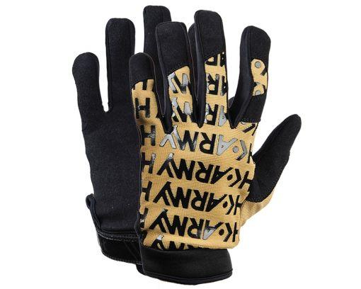 HK HSTL Gloves Tan