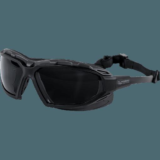 Valken V-TAC Echo Goggles-Smoke